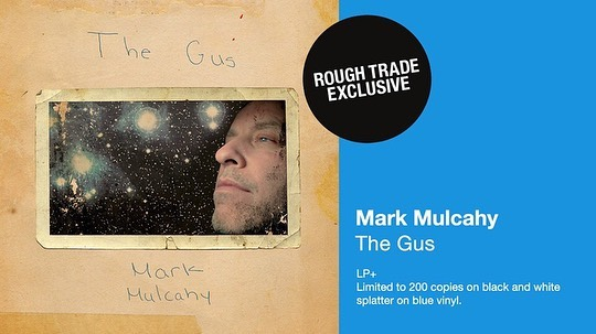 'The Gus' limited splatter vinyl (UK exclusive) is available to pre-order @roughtrade now. Link in bio above. US pre-order details coming soon! #roughtrade #roughtradeexclusive #thegus #markmulcahy #miraclelegion