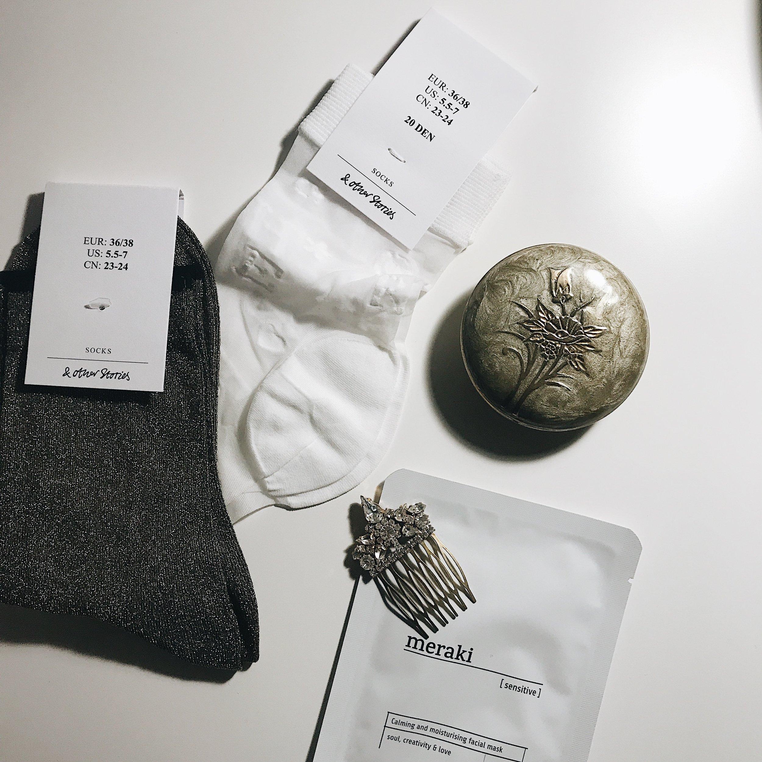 goodies found in Copenhagen