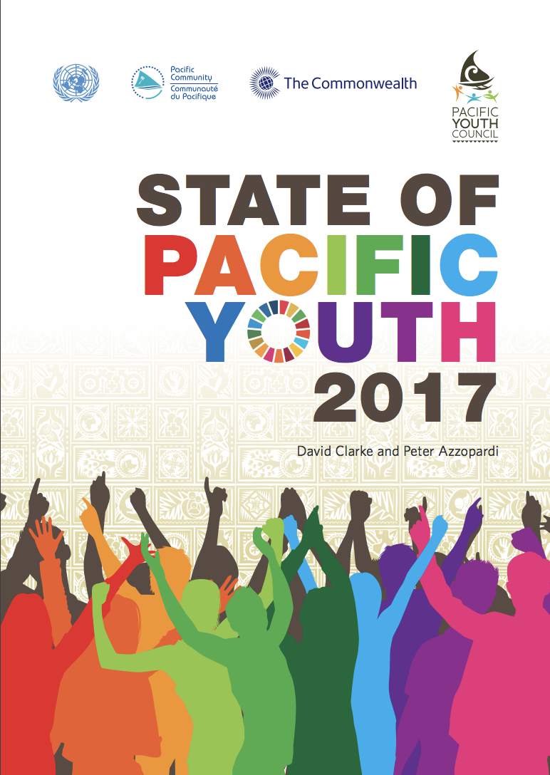- In 2017 NAPS facilitated the creation of the new State of Youth in the Pacific report. A review of the 2016 draft report was conducted including a desktop review of the region's performance against Global YDI and SDG indicators. NAPS provided inputs to strengthen the policy recommendations and the monitoring and evaluation frameworks already in place.