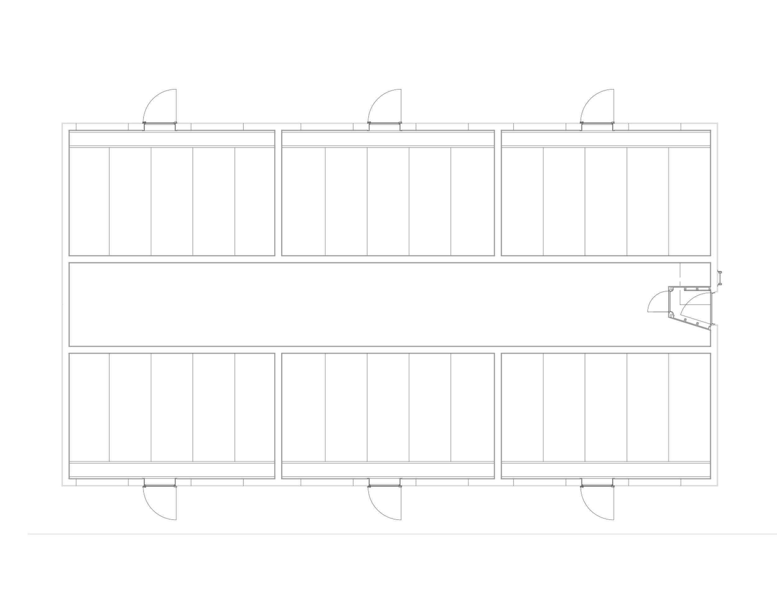BC field station as-builts_First Flr Plan.jpg