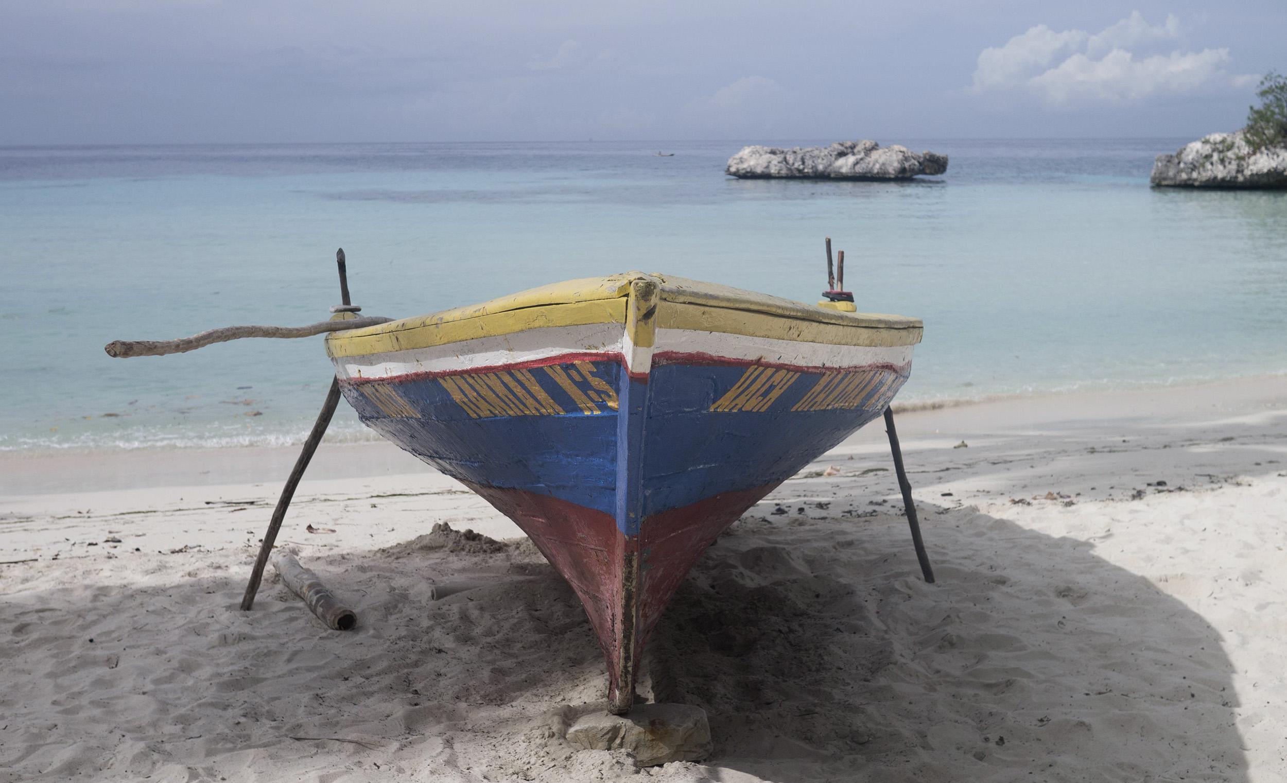 haiti - Yum Trip