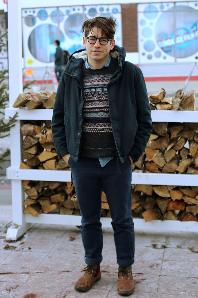 T Magazine: Spotted at Sundance