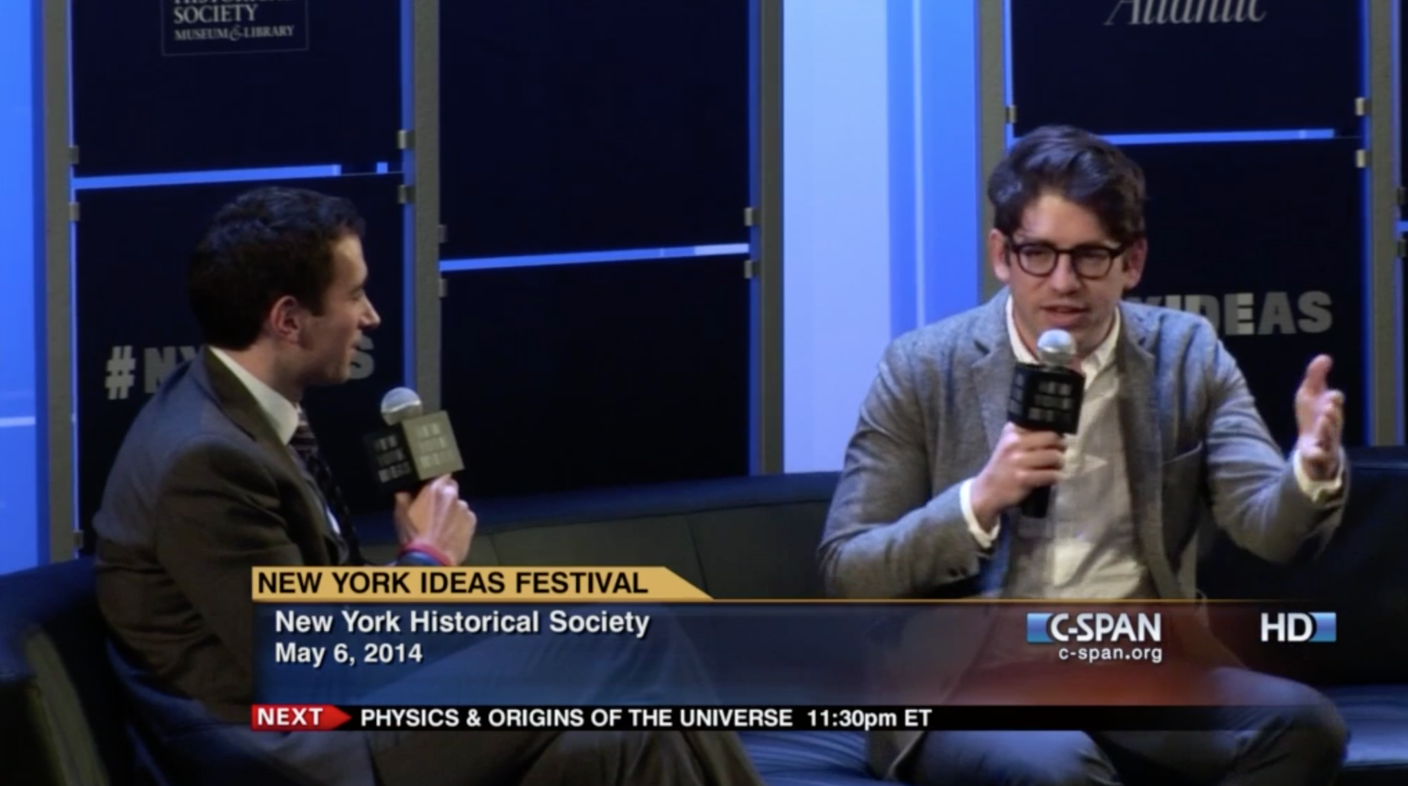 New York Ideas Festival with Andrew Ross Sorkin