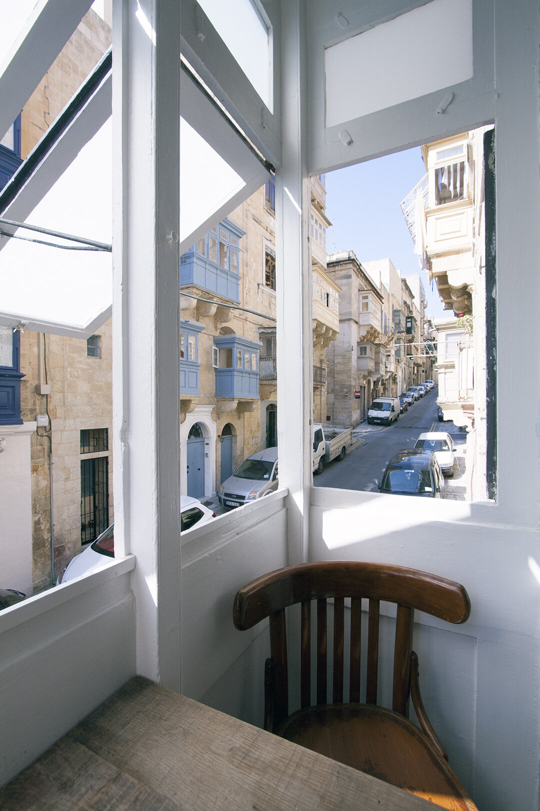 - All of Valletta is very accessible on foot. You can probably walk all around the peninsula's ring road in less than an hour. We suggest you have a walk around on a Sunday or in the evenings, when all the hustle & bustle dies down, and get lost in its many steps & alleys, bastions & shores and enchanting architectural detailing.