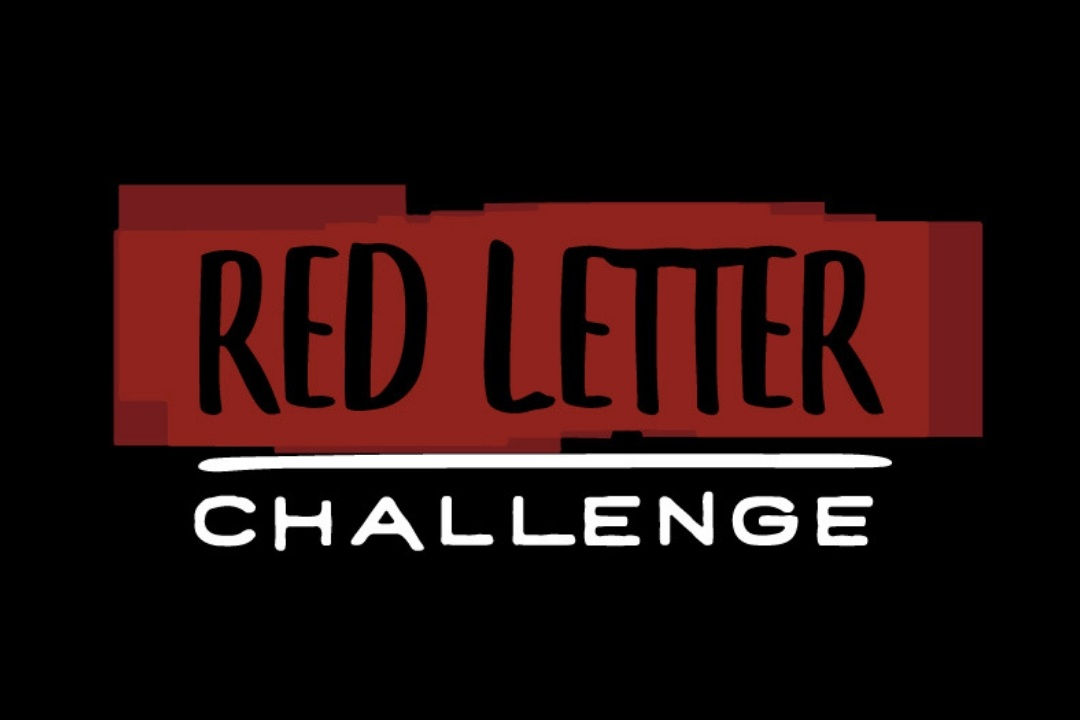 Red Letter Challenge - IntroductionBeingForgivingServingGivingGoing