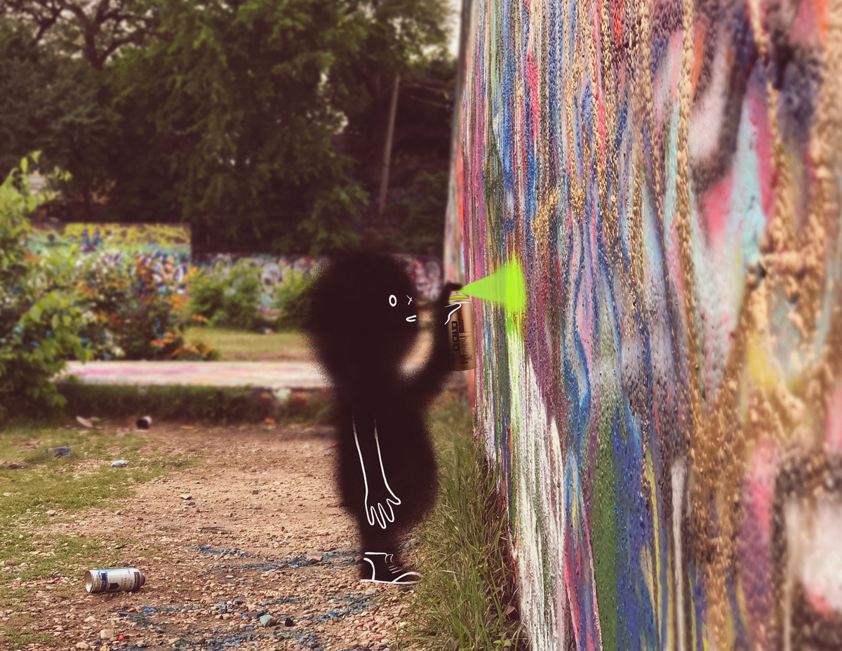 🕊 Make  ART , not WAR.