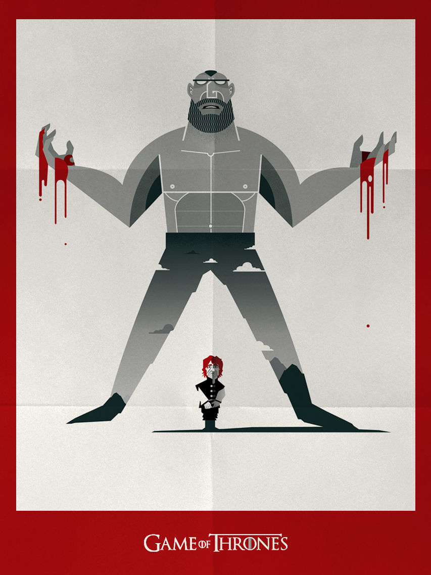 GOT: The Mountain and the Viper.