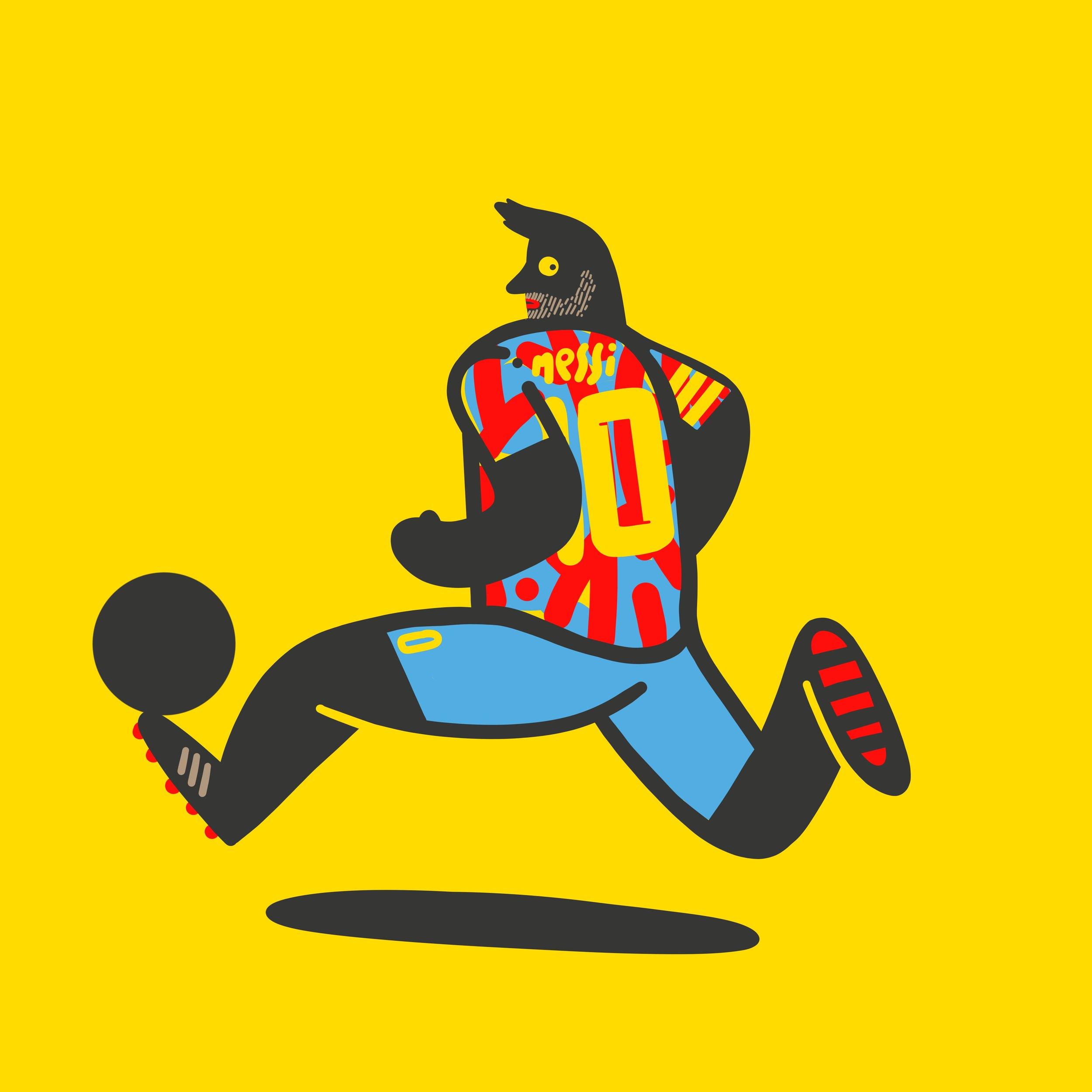 0. Lionel Messi