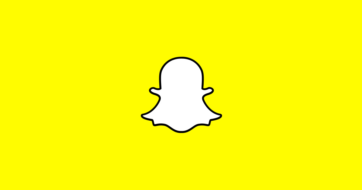Snapchat logo - how's your Snap inc. stock doing?
