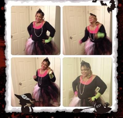 #TBT #Halloween #80s #myfavcostume
