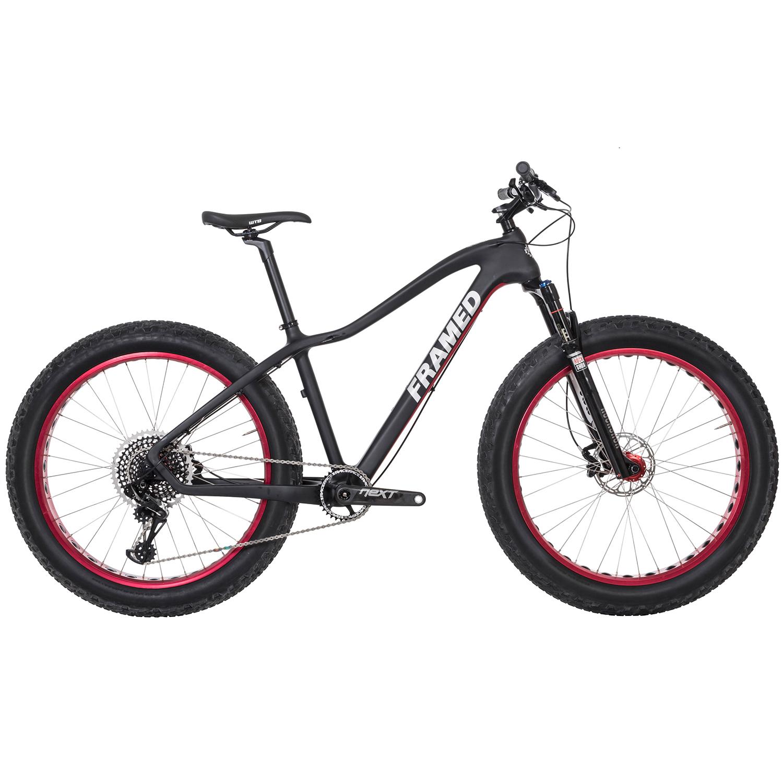 Fat bikes -