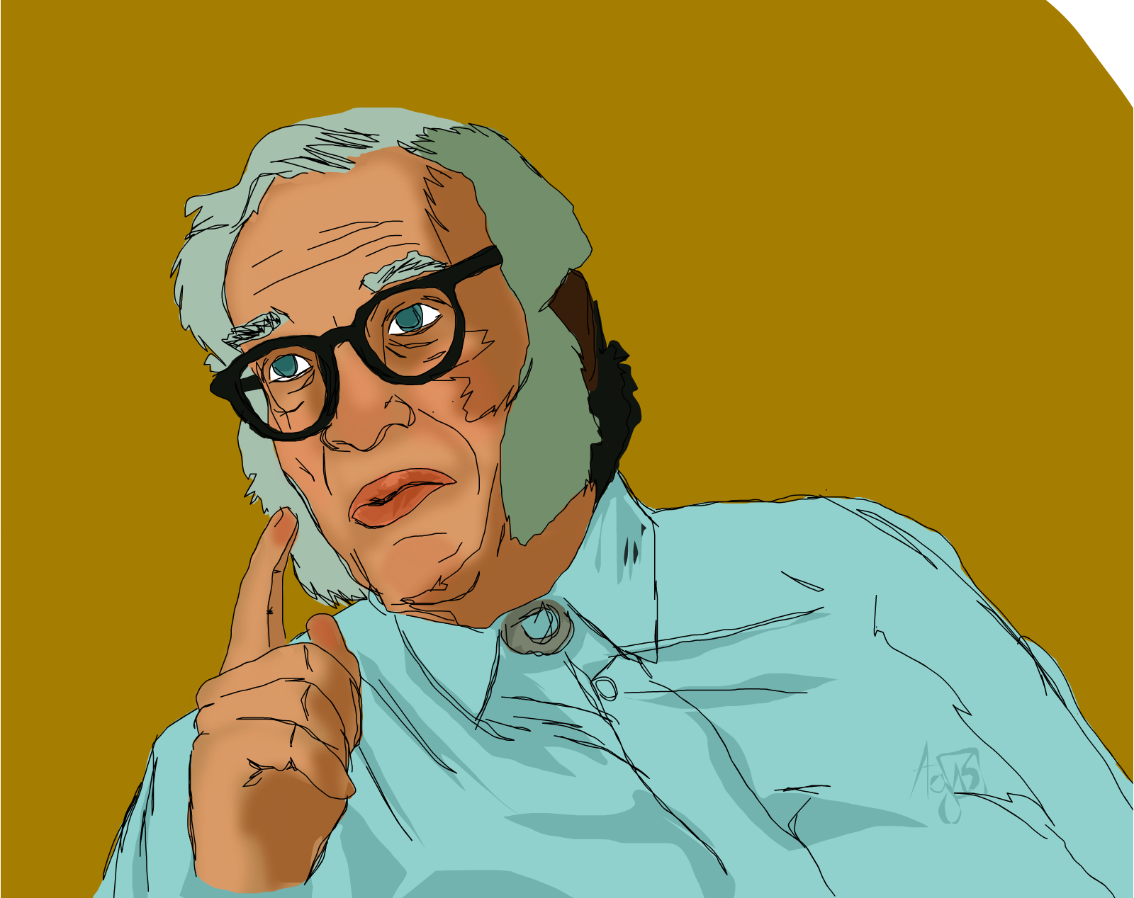 isaac asimov. © 2015 Zakeena. Licensed under  CC-BY .