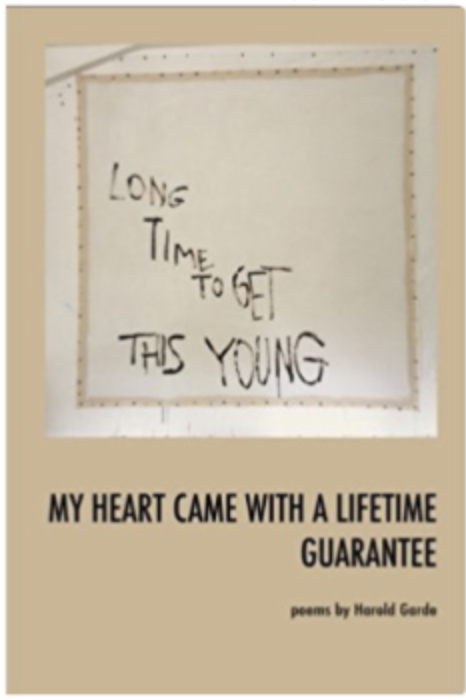 My Heart Came With A Lifetime Guarantee: Poems By Harold Garde - Paperback – July 17, 2016