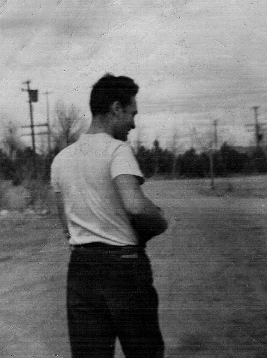 Garde, 1945
