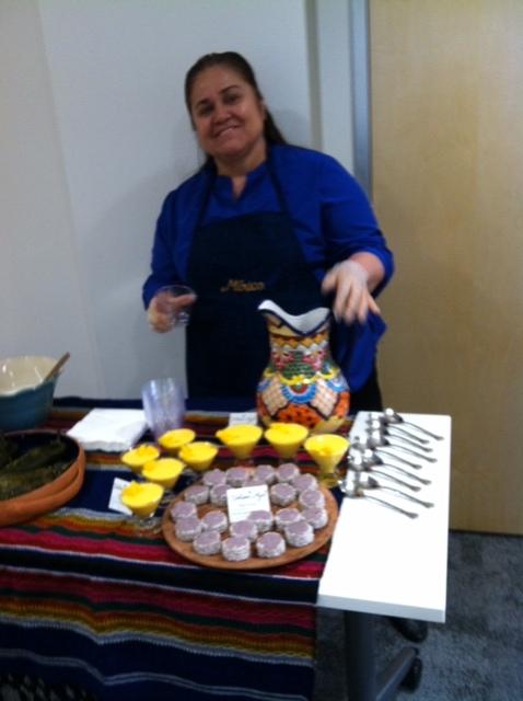 Anita serving.JPG
