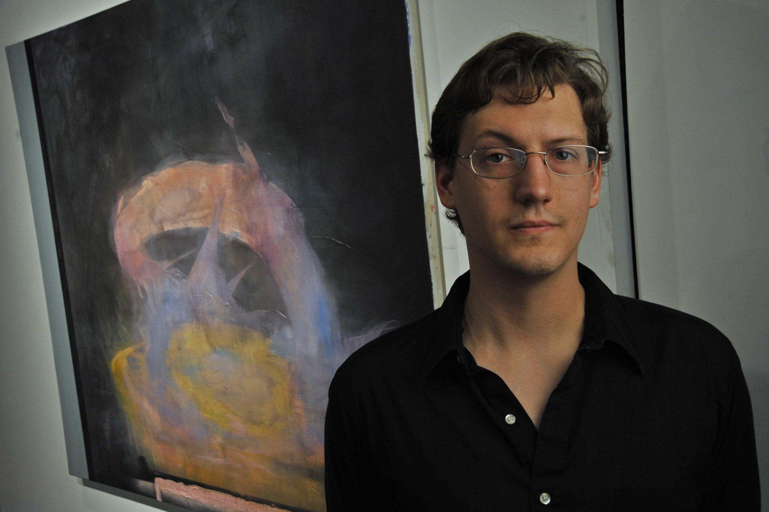Portrait by Jackson DeParis