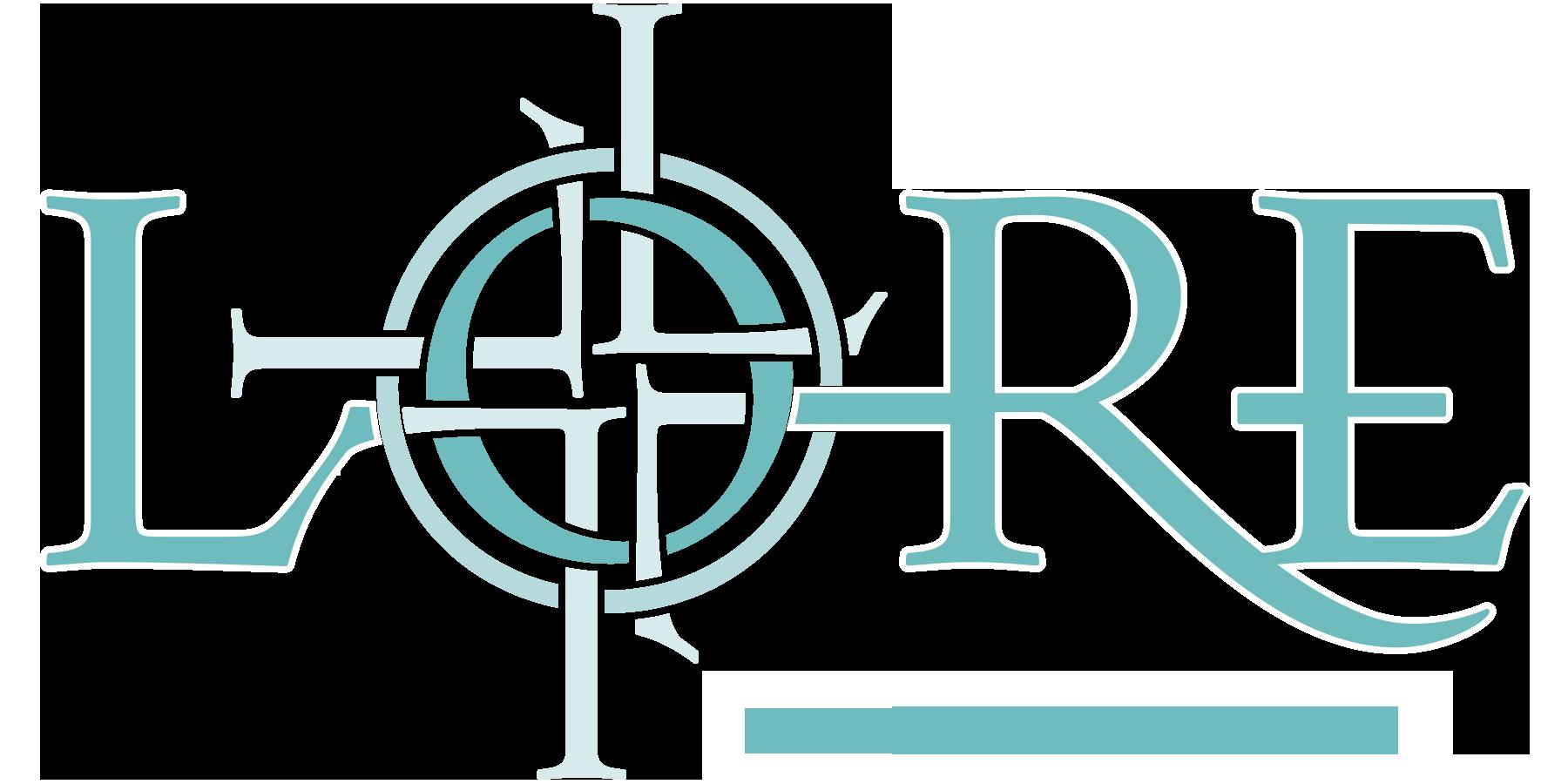 LORE MEDIA & ARTS Logo TEAL OvrWhite.png