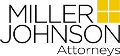 Gold Sponsor -  Miller Johnson