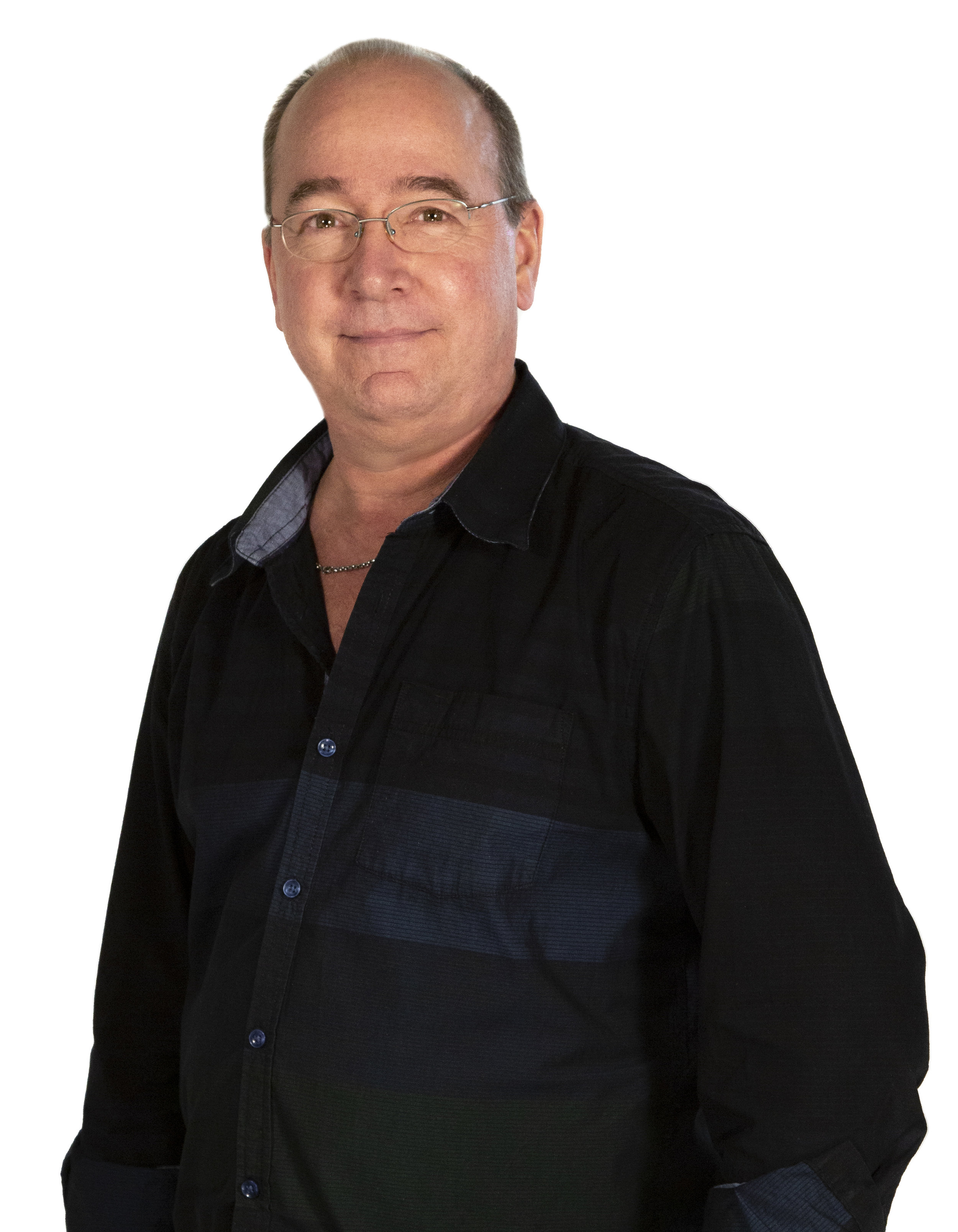 Daniel Giguère   Editor
