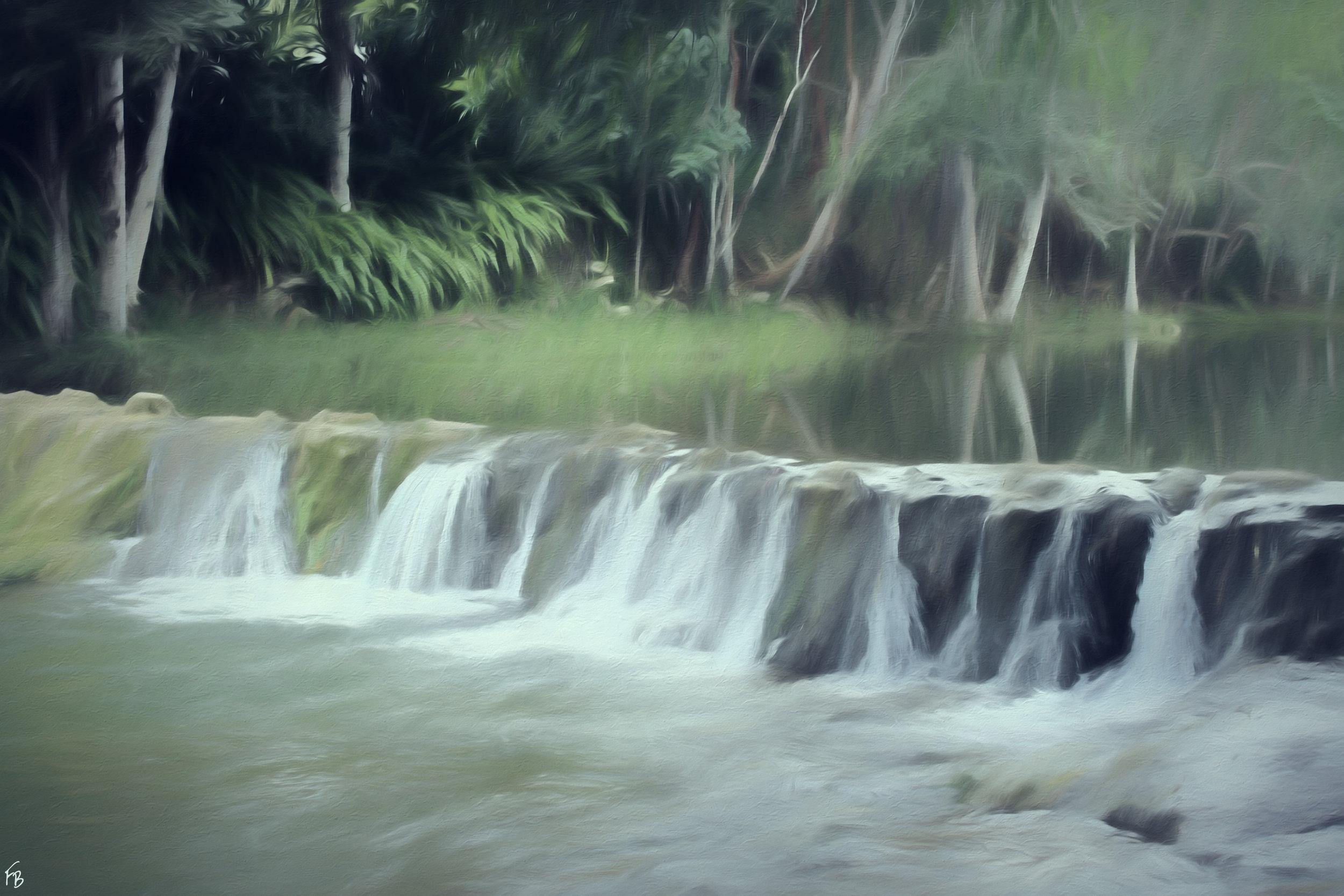 Tropic waters