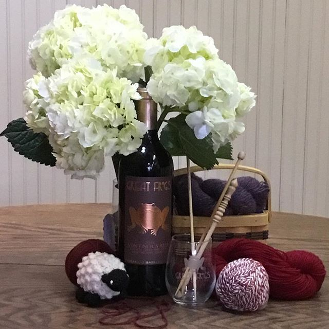 Wine and wool