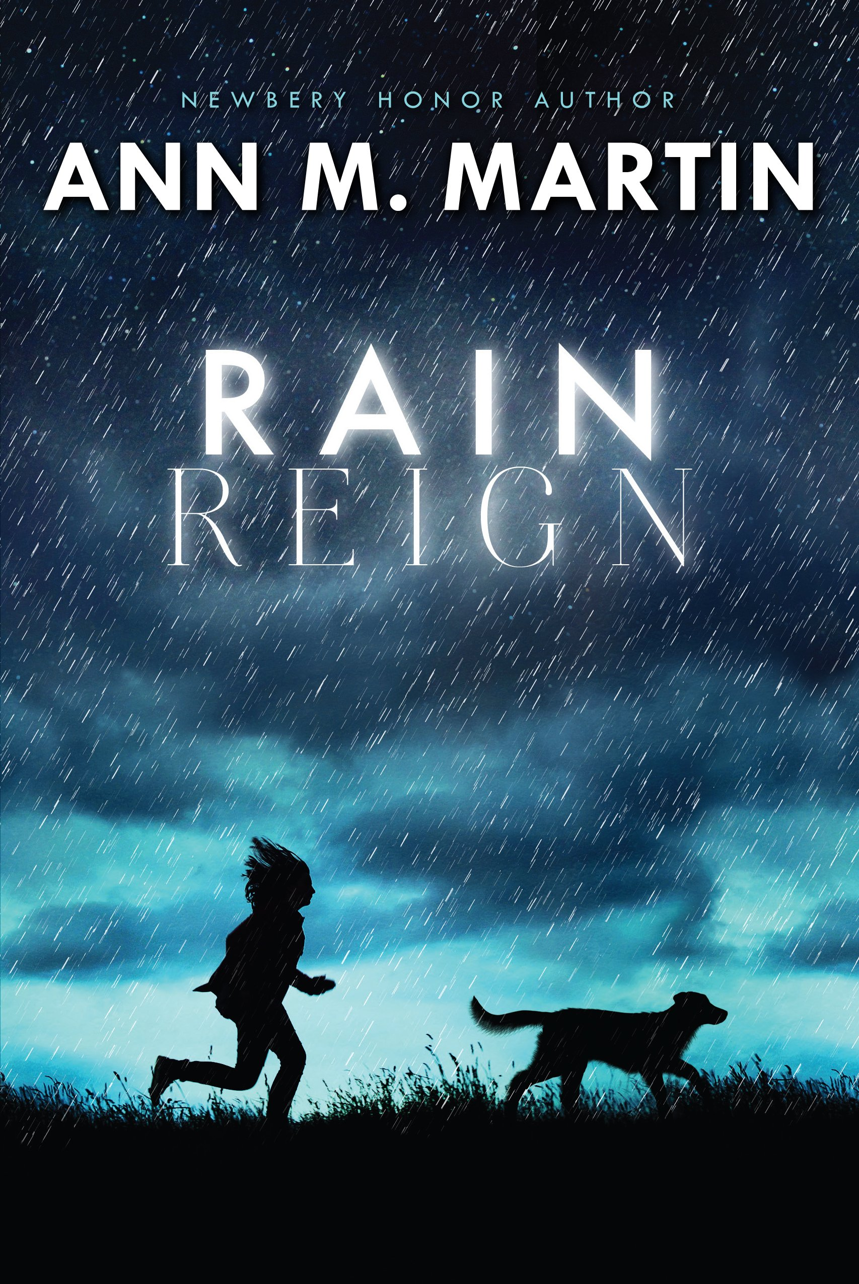 I am Rose Howard and my first name has a homonym. To be accurate, it has a homophone, which is a word that's pronounced the same as another word but spelled differently. My homophone name is Rows. - First paragraph of Rain, Reign by Ann M. Martin