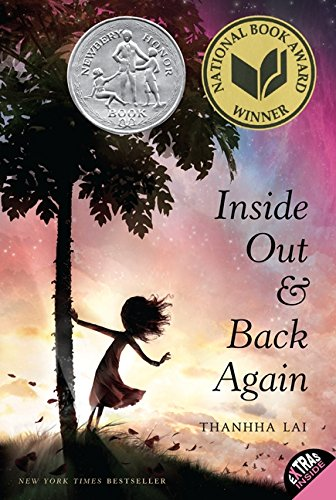 Inside Out And Back Again Young Book Love
