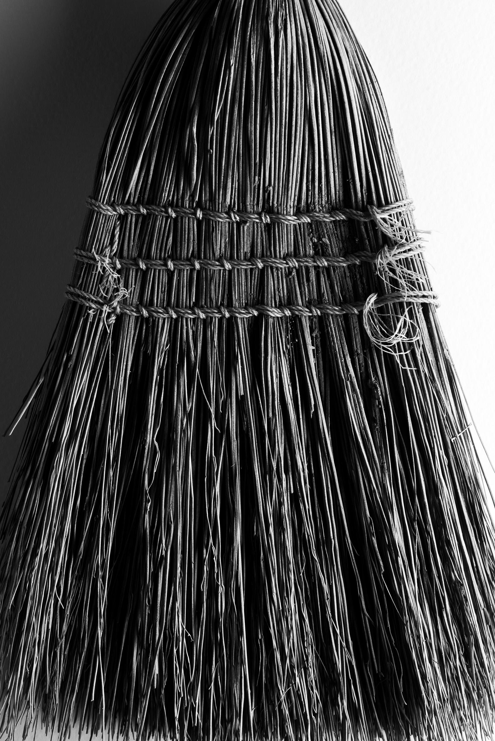Hand broom, 2016