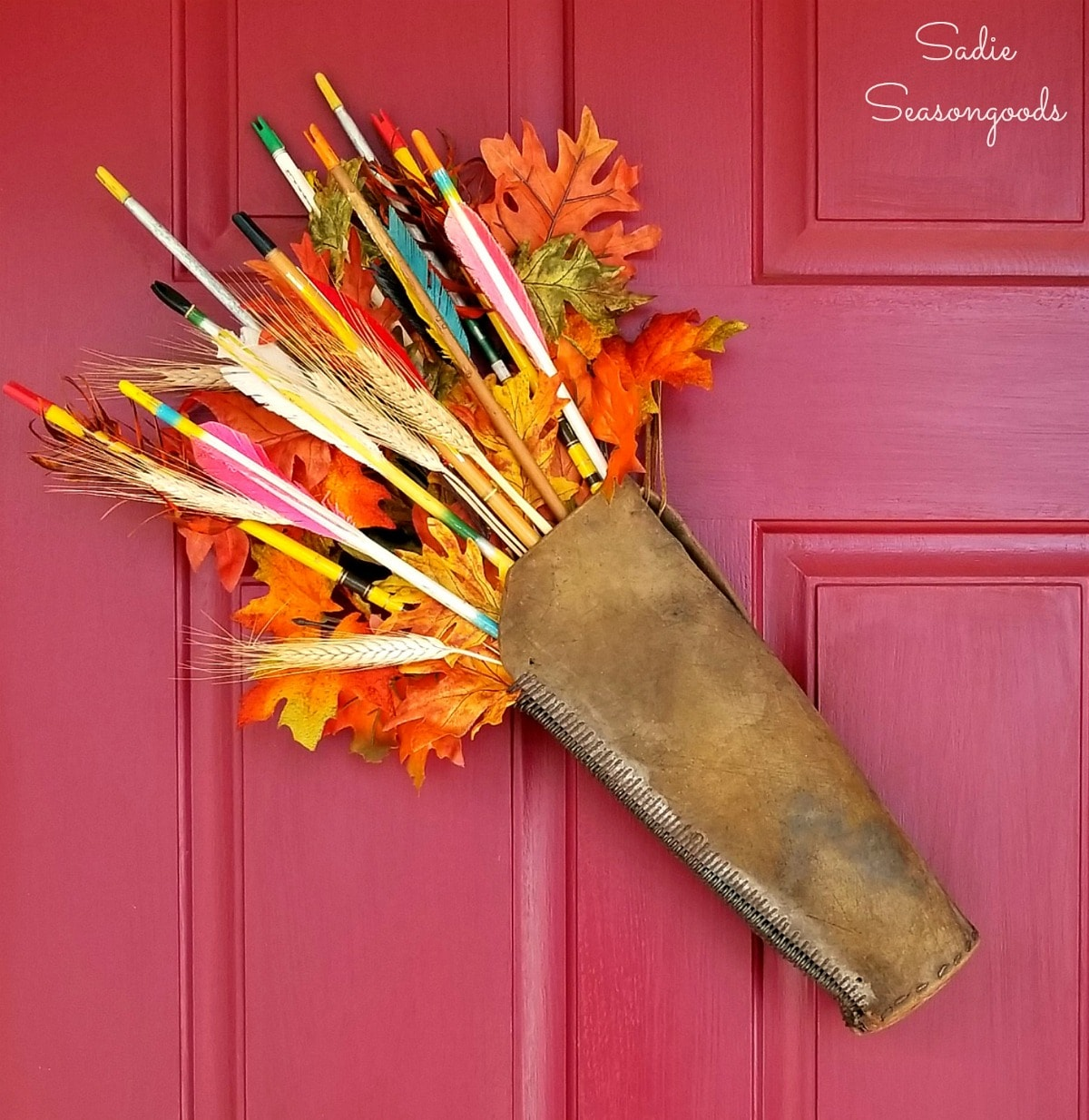 Fall Archor's Quiver by Sadie