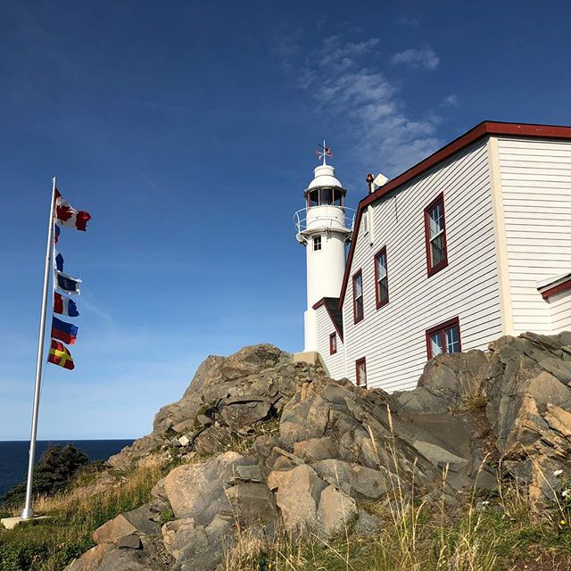 Lovely #lighthouse at Lobster Cove -the Young family were the keepers for 68 out of its 72 years of manned operation