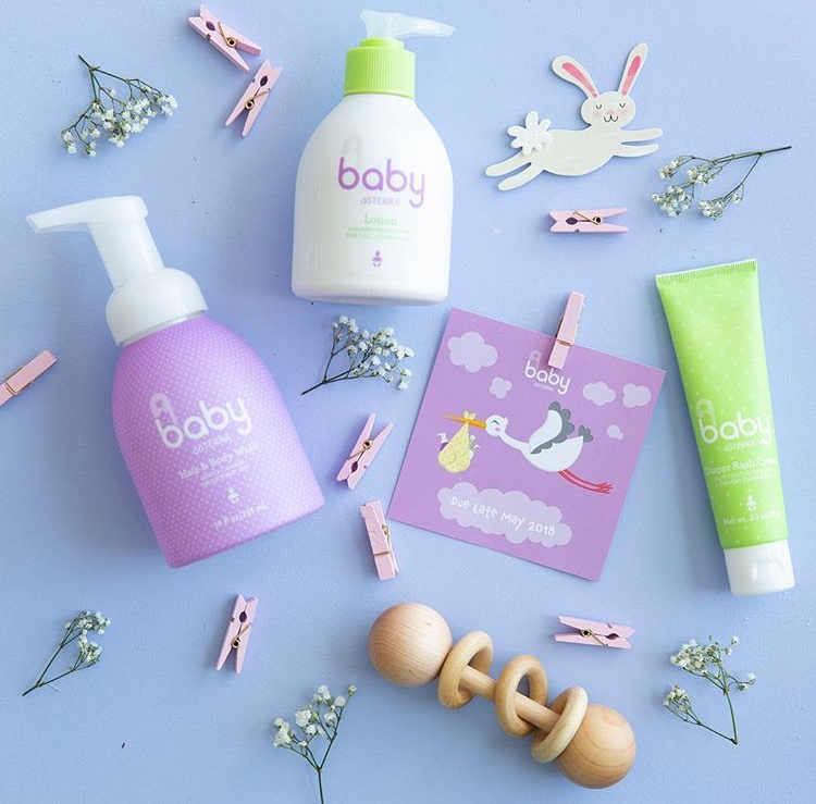 DoTerra's trio of  baby products  is a  diaper rash cream, hair and body wash and a lotion (lotion coming back soon!)  made from lavender and shea - perfect for all of your baby's needs! Clinically-tested and free from parabens, phthlates, talc, mineral oil, propylene glycol, artificial colors and petrolatum, this is an all-natural solution that even adults and those with sensitive skin can enjoy!  Visit the DoTerra blog for more info on how and why to use certain oils for  pregnancy  and also  childbirth