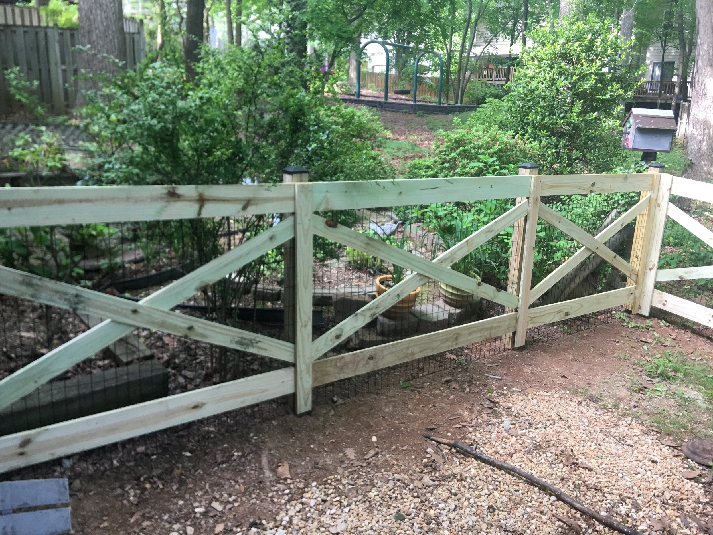 Paddock Fence / Estate Fence