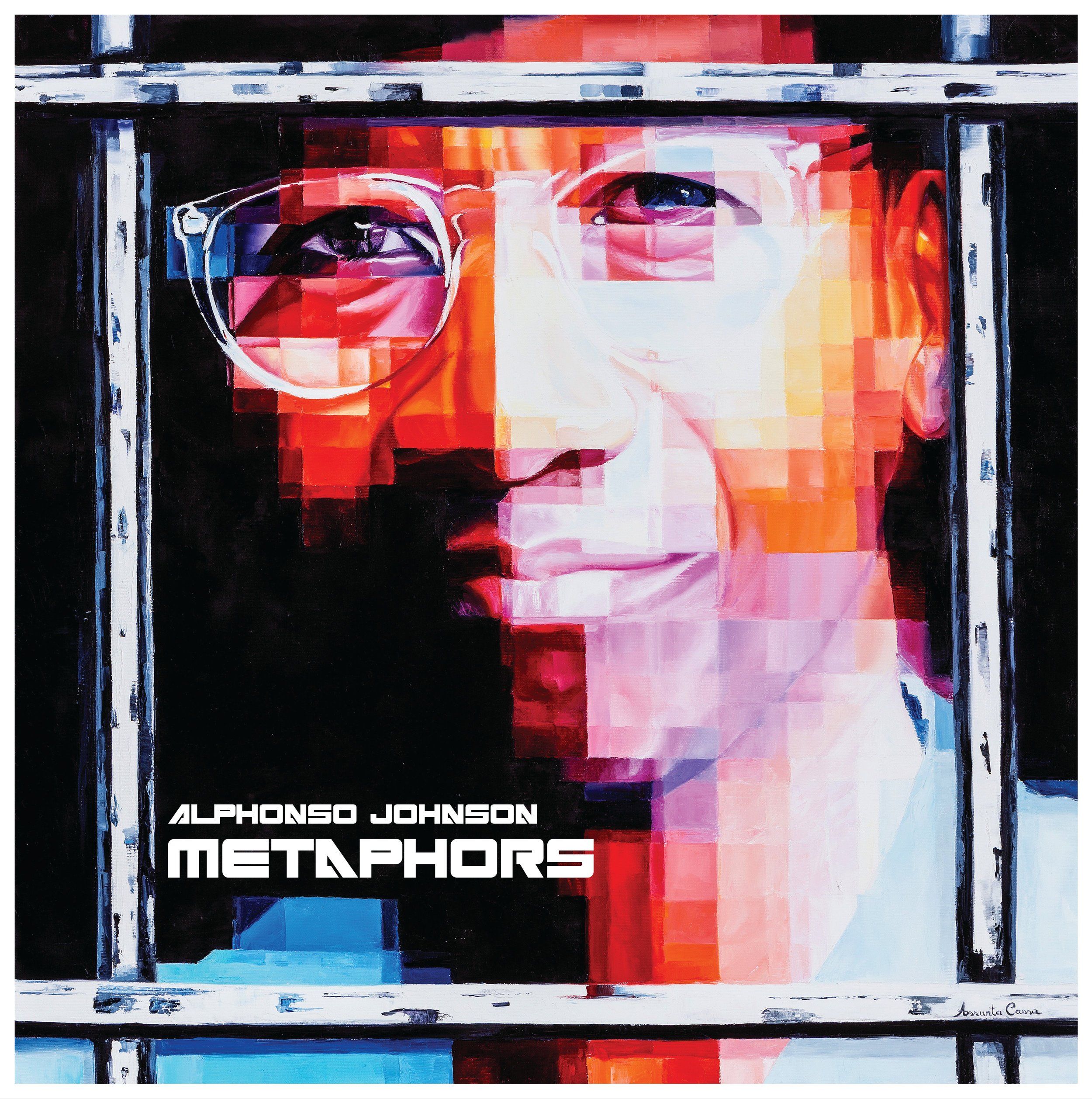 """METAPHORS - Internationally acclaimed Bassist and Chapman Stick artist Alphonso Johnson has accumulated numerous performing, recording, teaching, producing, composing and publishing credits during his illustrious career. His touring and recording credits read like a """"Who's Who"""" of jazz and fusion, and he is considered one of the top performers in the world on his instrument."""
