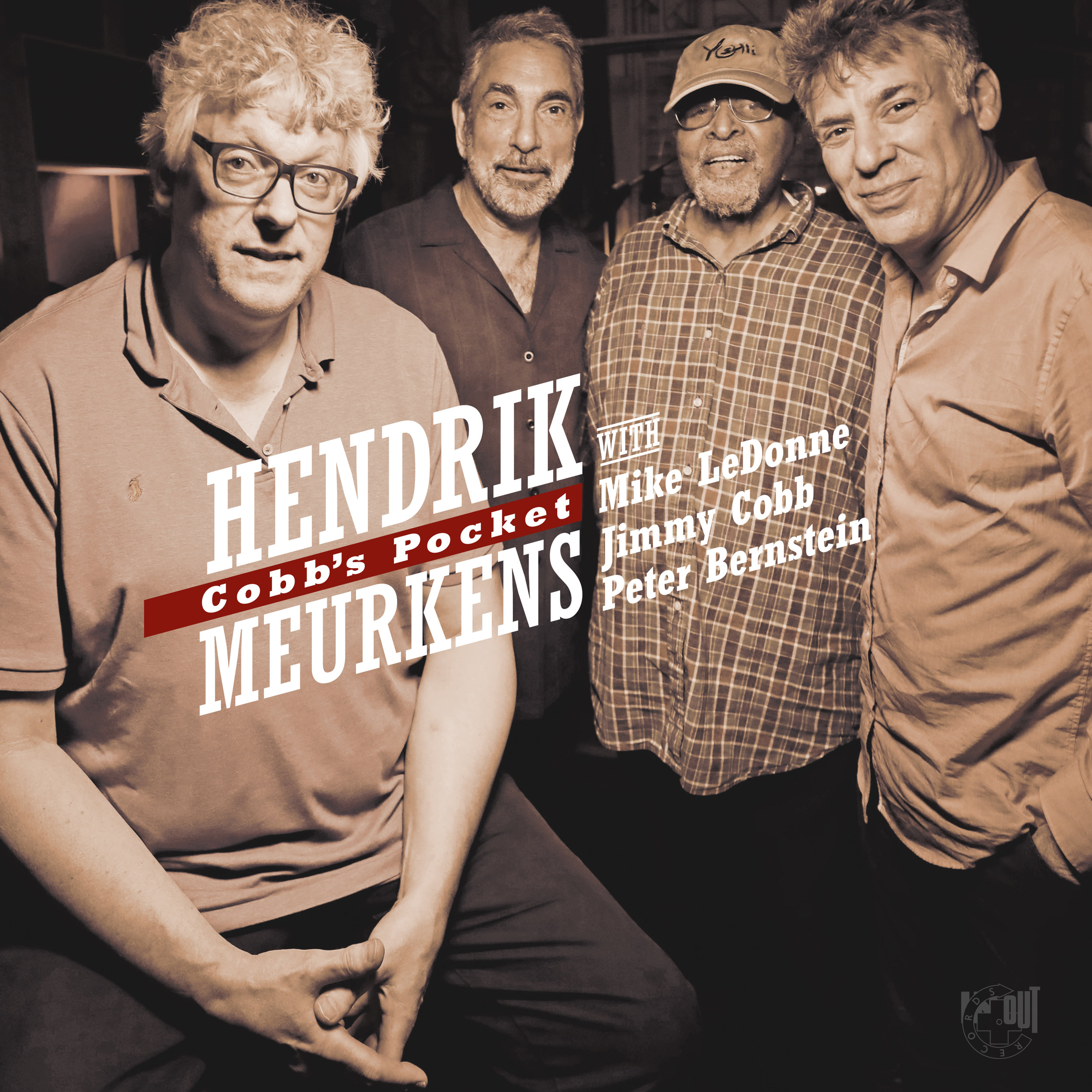 Cobb's Pocket - After 27 releases as a leader, many within the Brazilian jazz vein, harmonica player Hendrik Meurkens releases his first album with an organ trio.Meeting up with New York' finest players: Mike LeDonne on organ, Peter Bernstein on guitar and the legendary Jimmy Cobb on drums - this album represents classic organ jazz its finest.Hendrik Meurkens - HarmonicaMike LeDonne - Hammond B3Jimmy Cobb - DrumsPeter Bernstein - Guitar