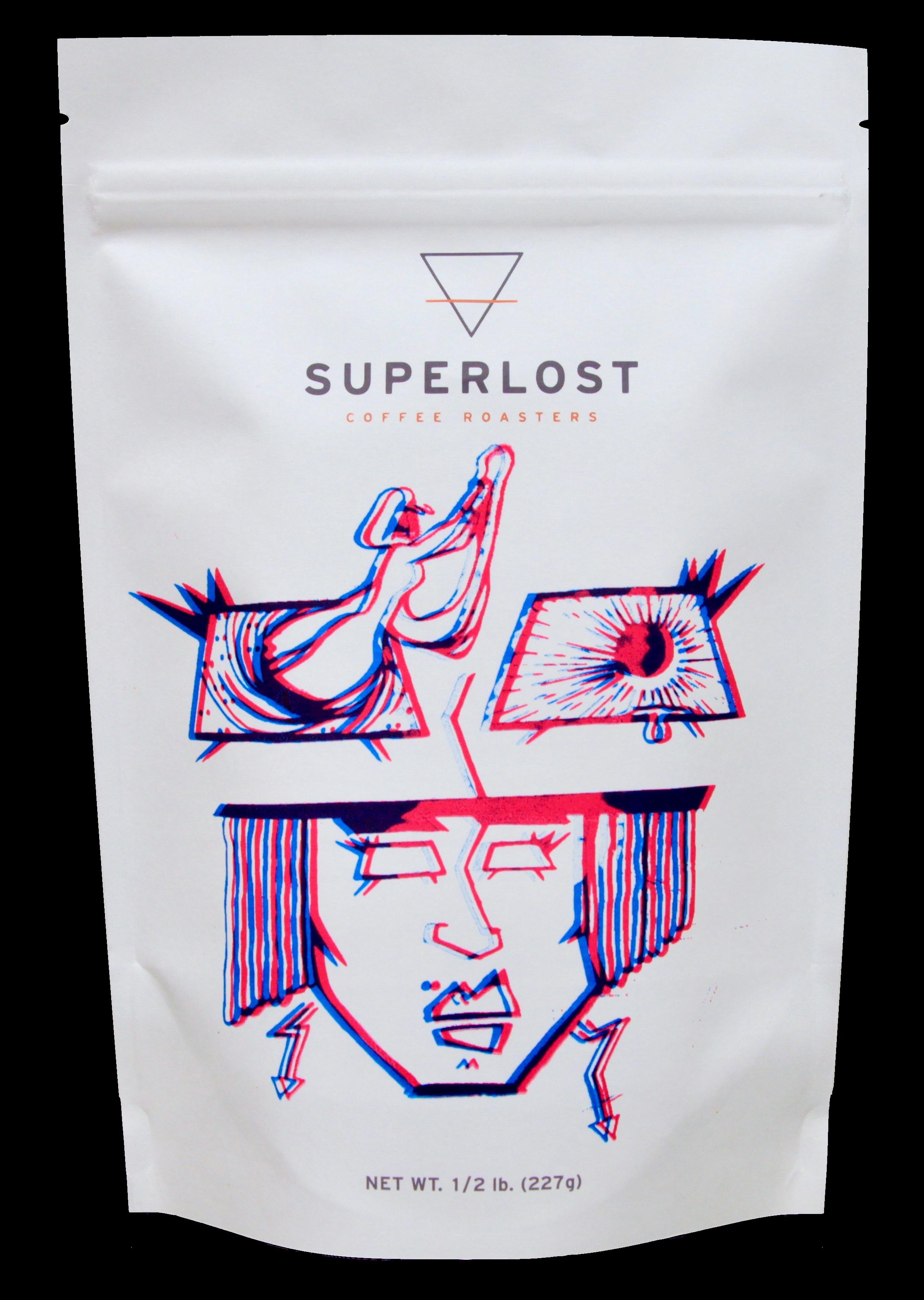 Christian Morris Superlost Coffee