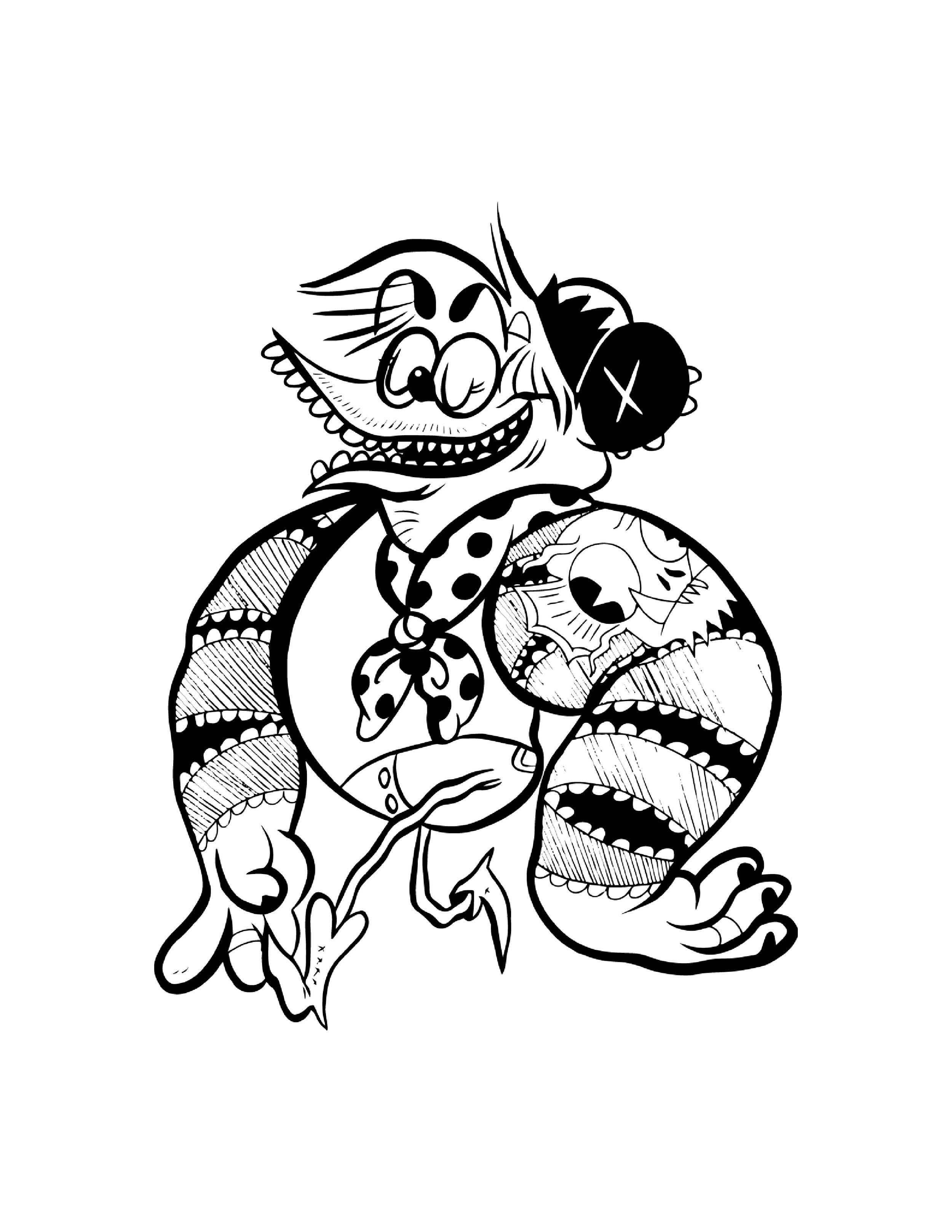 Hatch Comic