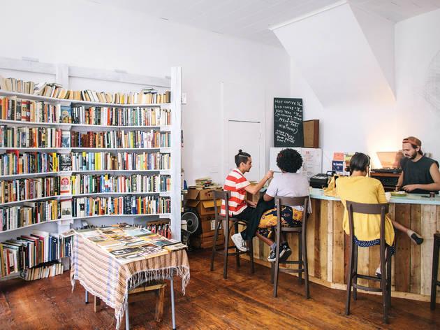 Molasses Books - 770 Hart St, Brooklyn, NY 11237