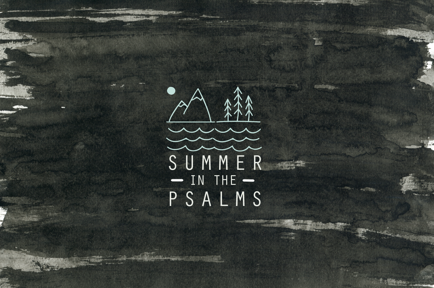 Summer In The Psalms //2016