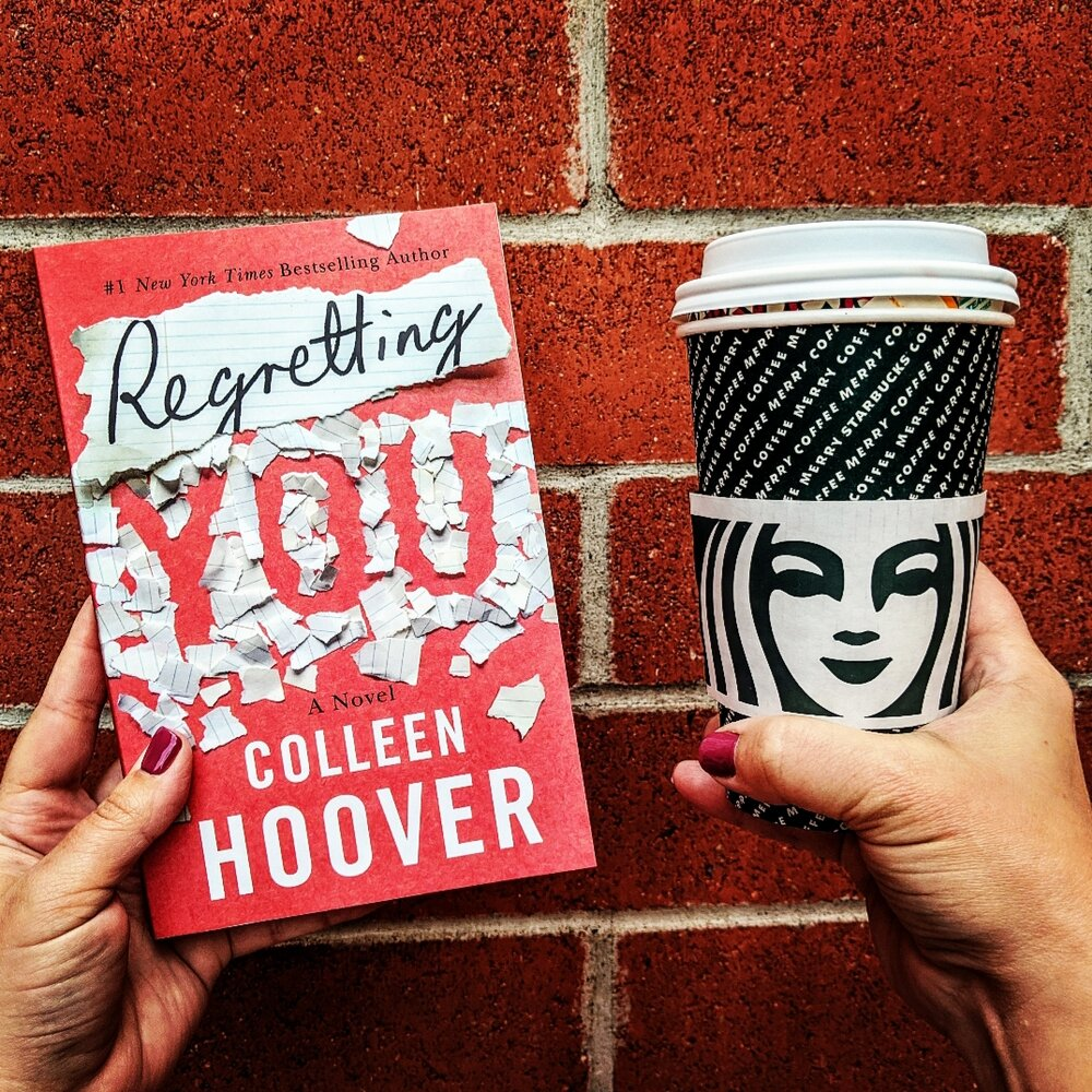 Review Regretting You By Colleen Hoover Drink Read Repeat