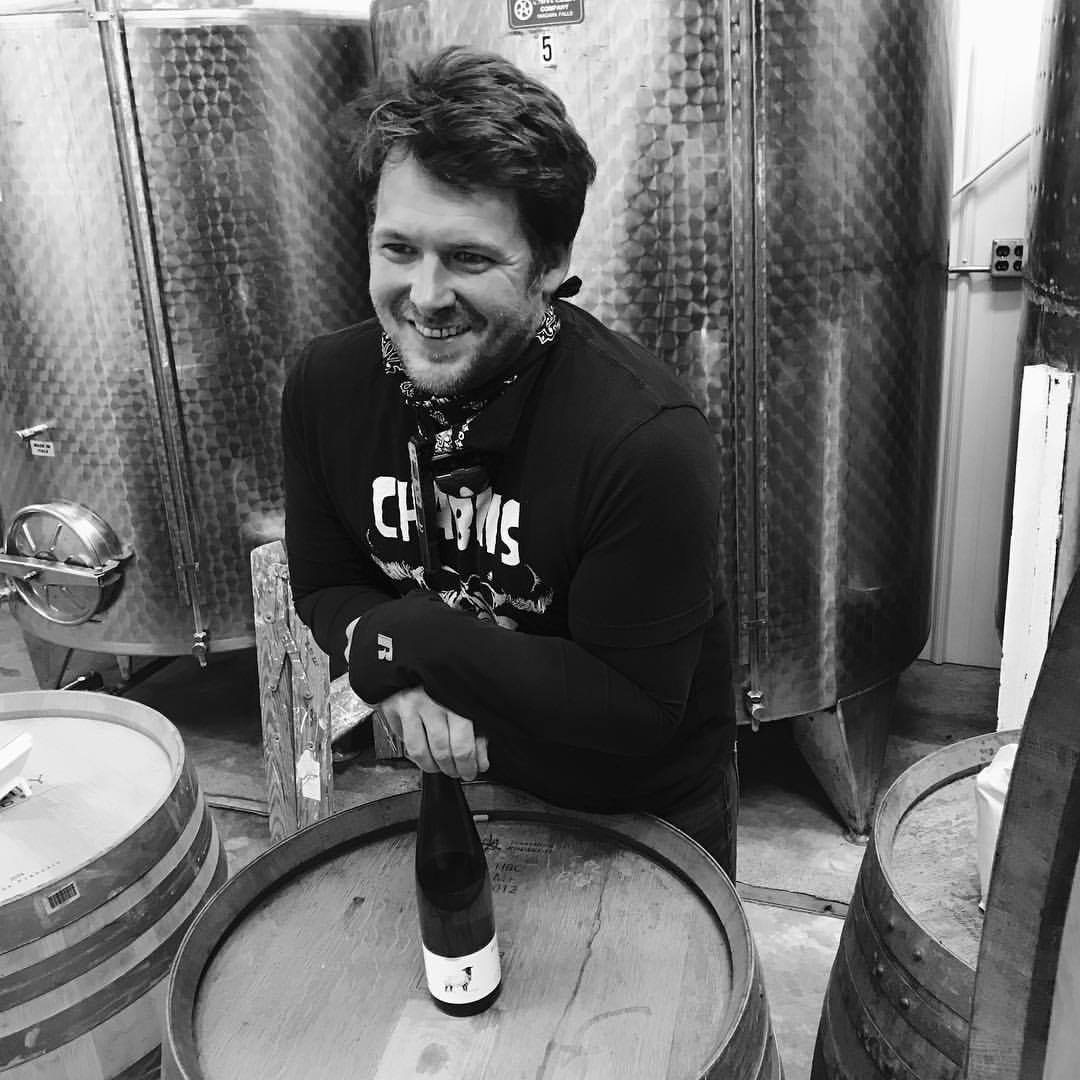 Inside the Wines and Mind of Bellwether's Kris Matthewson - Find out what drives the Finger Lakes' most Germanic winemaker. July 2018