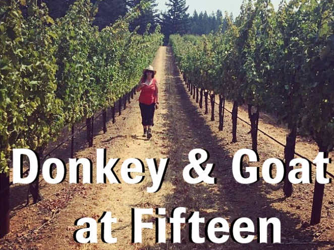 Risk-takers required - Tracey Brandt of Donkey and Goat takes stock of 15 years of natural winemaking in northern California. January 2018