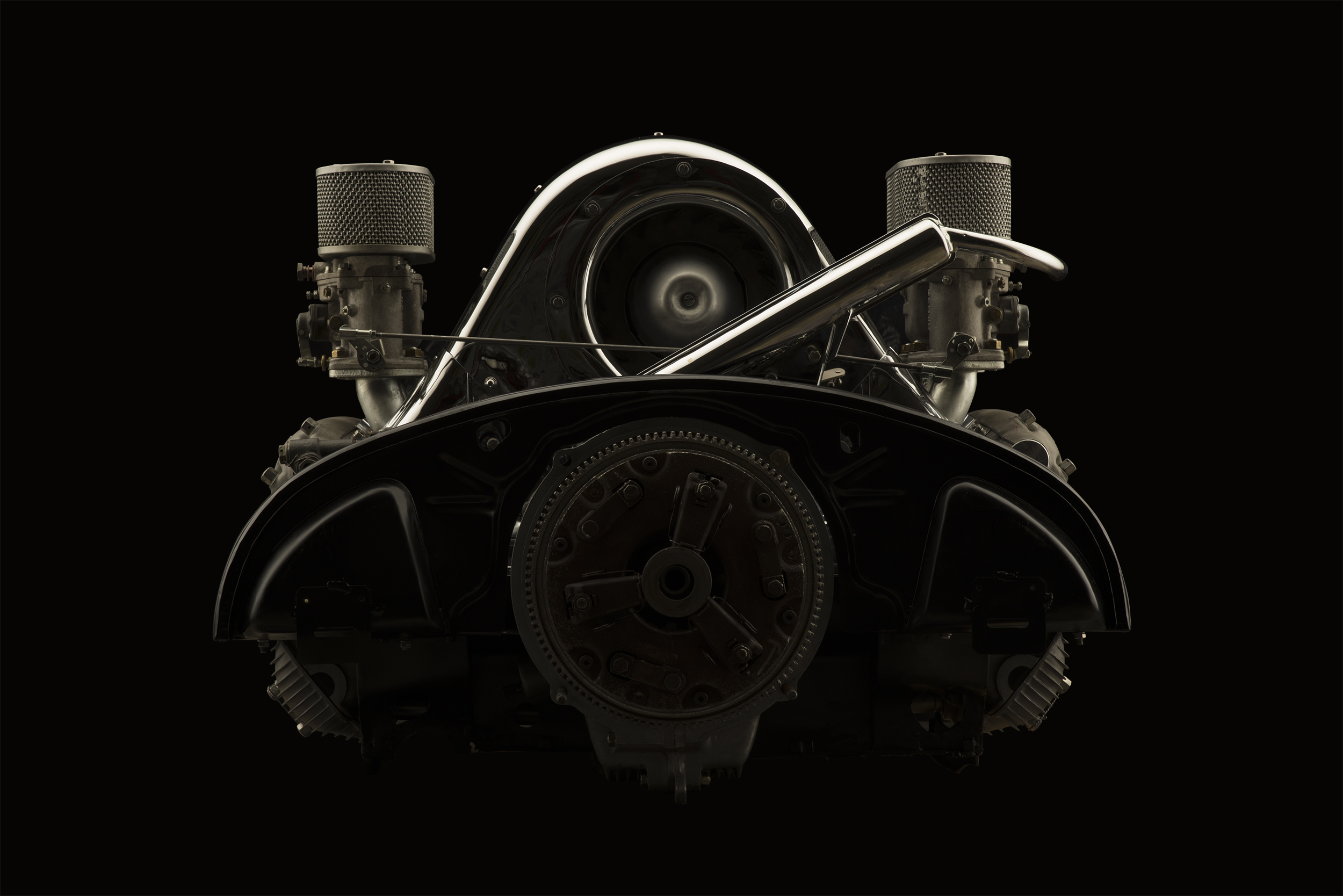 DOHC Flat Four 1600 Carrera
