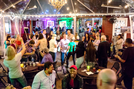 A preview of the Rockin' Mardis Gras party hosted by Lousiana's 1st Choice Auto Auction. This year's event is set for February 6th, a week before Fat Tuesday.