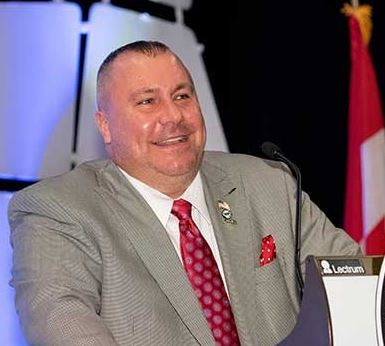 Akron Auto Auction President and Owner, Chad Bailey, prepares for a busy year ahead as the President of the National Auto Auction Association.