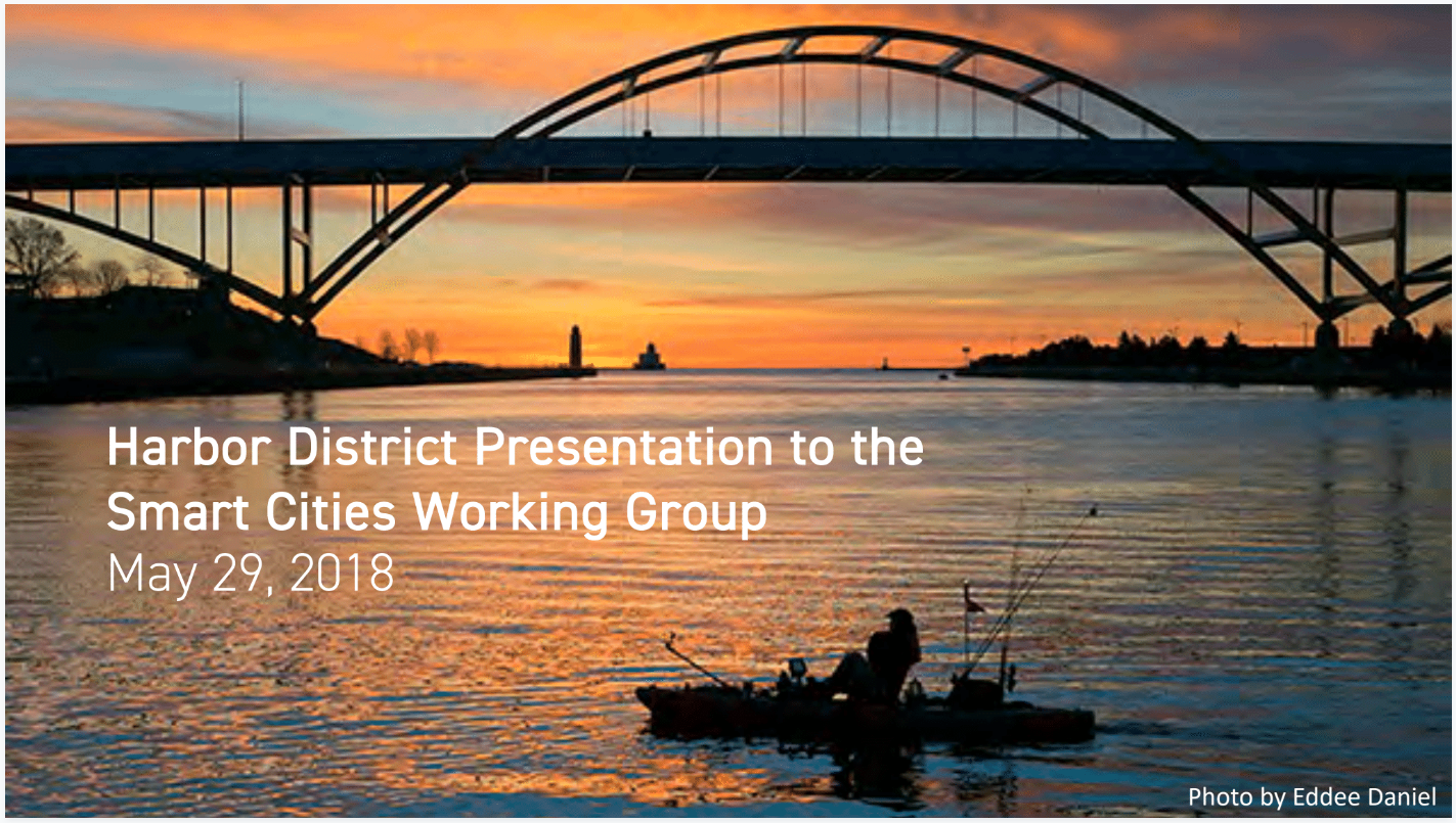 5-30-18 Harbor District Presentation