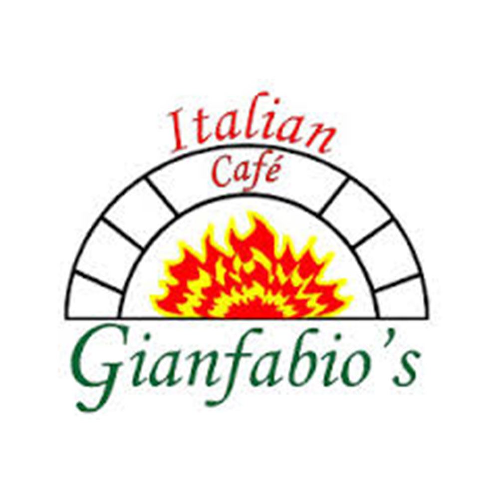 Gianfabio's Italian Cafe   636-532-6686   www.gianfabio.com   127 Hilltown Village Center  Chesterfield, MO 63017