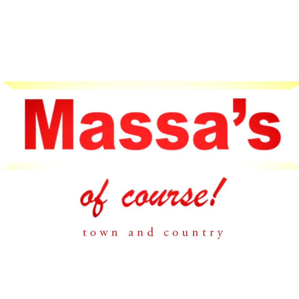 Massas- Town and country location   314-485-8800   www.stlmassas.com   14312 S Outer 40  Town & Country, MO 63017