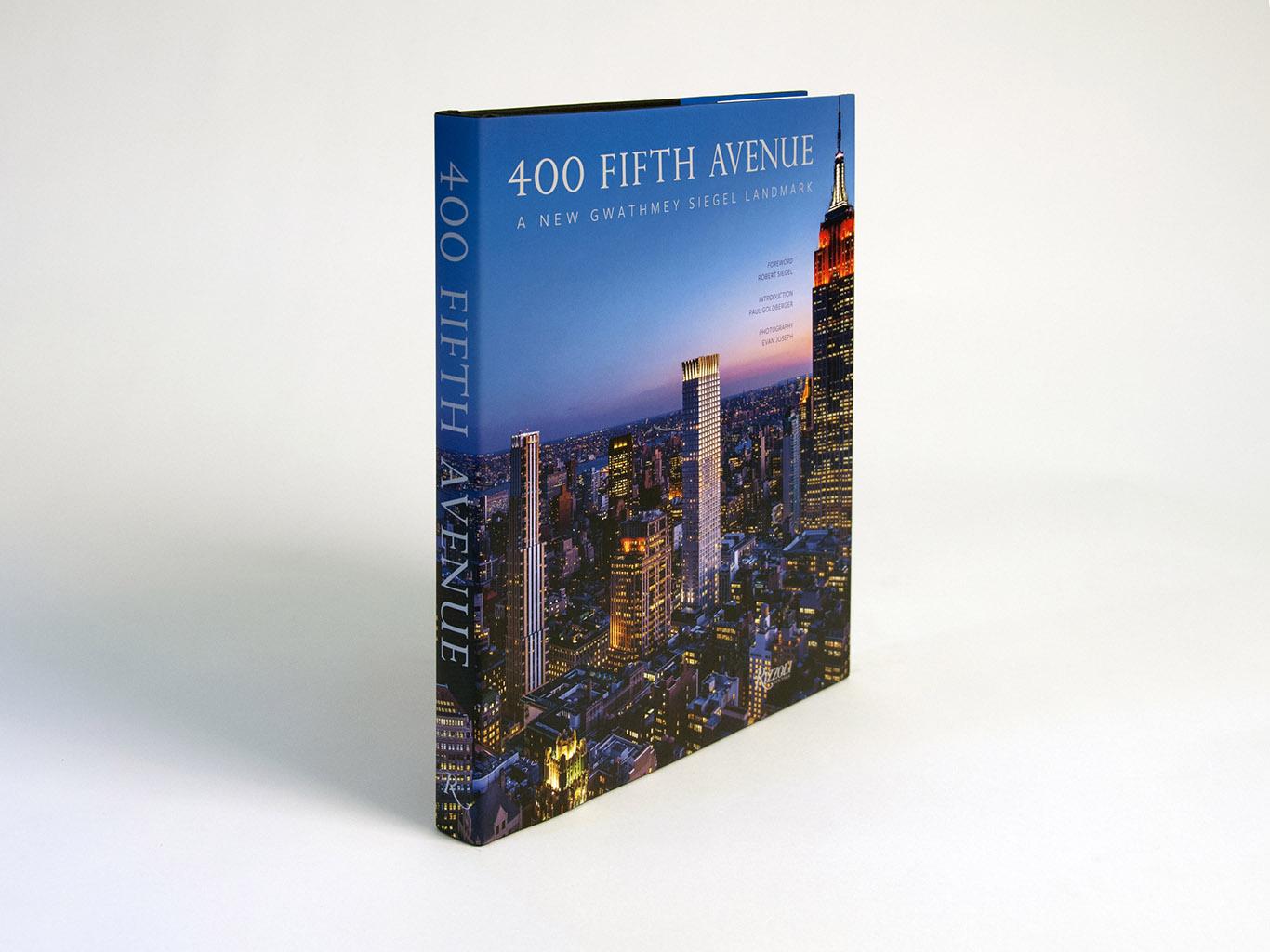 400 Fifth Avenue Gwathmey Siegel Book