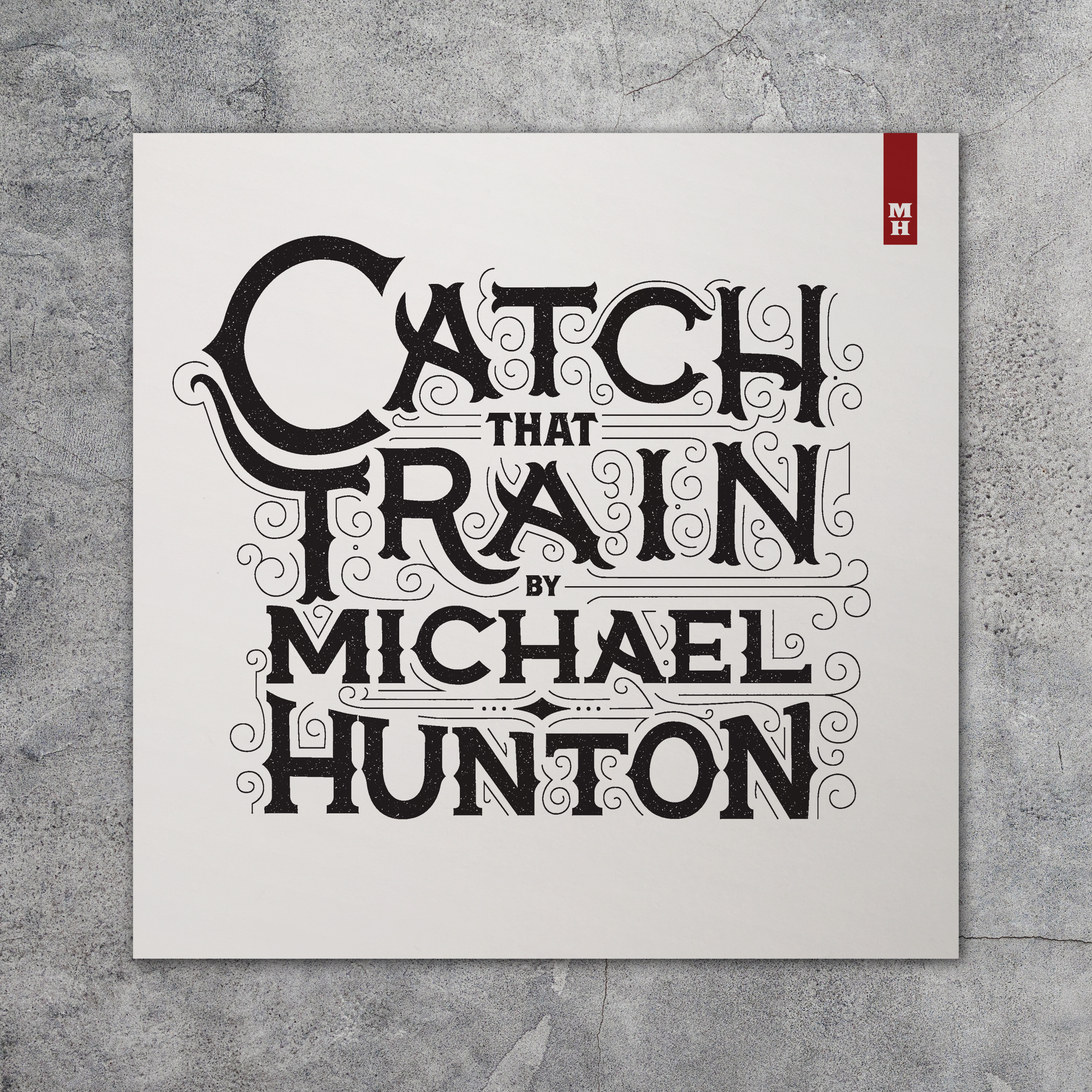 Catch That Train  Album Art & Design