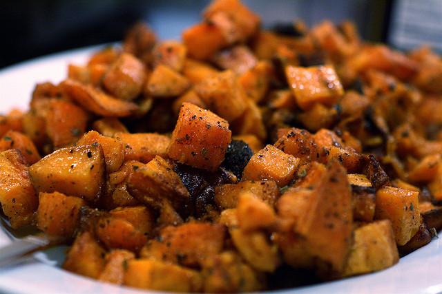 roasted sweet potatoes.JPG